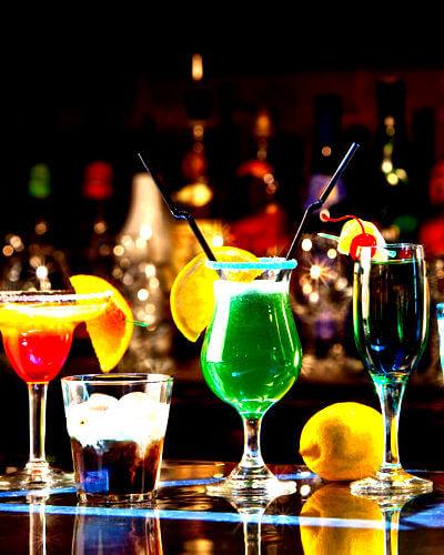 <p>Nos cocktails</p>