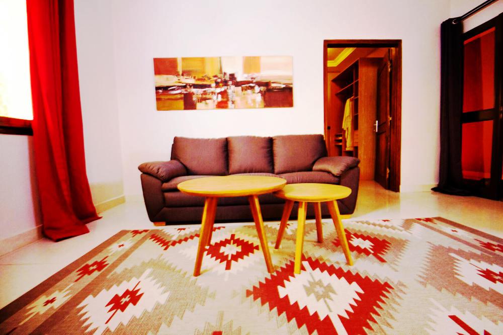 <p>La suite familiale</p>